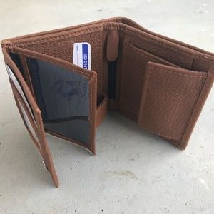 Men Wallet Handmade Supreme Leather Card Holder